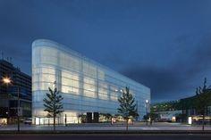 Kulturbau in Koblenz open voor publiek - architectenweb.nl