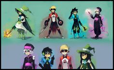 Not sure if I should put this in Homestuck or Game Art :)