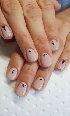 Nail art is a very popular trend these days and every woman you meet seems to have beautiful nails. It used to be that women would just go get a manicure or pedicure to get their nails trimmed and shaped with just a few coats of plain nail polish. Stylish Nails, Trendy Nails, Edgy Nails, Mens Nails, Dot Nail Designs, Art Designs, Design Ideas, Nail Polish Designs, Simple Nail Designs