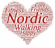 Nordic walking, molt més que caminar amb dos bastons!