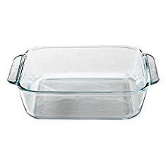"8x8 Casserole Dish. Pyrex Basics 8.1"" Square (2 quart).  #8x8 #casserole #dish #8x8casserole #casseroledish"