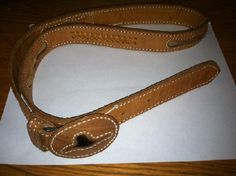 Man,s Leather Belt and buckle