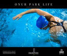 Biri çocuk havuzu ve biri açılır kapanır 3 havuzu ile Onur Park Life'da, yılın her mevsimi yüzme keyfini doyasıya yaşayabilir, günün stresini üzerinizden atabilirsiniz.