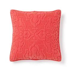 Orange Linen Cushion - Cushions - Bedroom | Zara Home Hungary