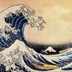 The Wave Hokusai Katsushika