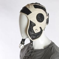 Wild Card Flight Helmet - Leather