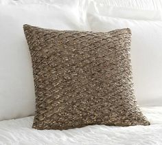 Sequin Rope Pillow Cover | Pottery Barn