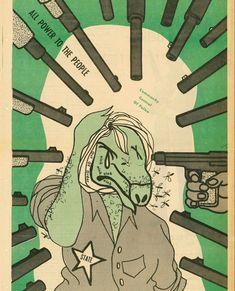Political Posters, Political Art, Political Cartoons, Emory Douglas, Famous Art Pieces, Propaganda Art, Communist Propaganda, Black Panther Art, Power Pop