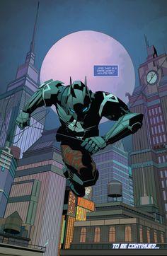 Batman - Arkham Knight - Genesis 1 Page 24