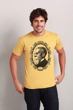 Camiseta Machado de Assis