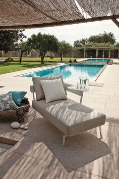 AIKANA by FAST   #design Emanuel Gallina #outdoor #pool