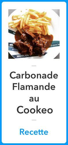 Recette Carbonade Flamande au Cookeo, Recette Cookeo