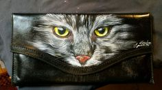 Wallet, Tattoos, Animals, Leather, Paint, Clutch Bags, Tatuajes, Animales, Animaux