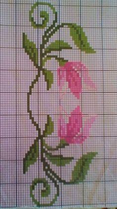 Cross Stitch Flowers, Cross Stitch Patterns, Embroidery Stitches, Hand Embroidery, Counted Cross Stitch Kits, Needlework, Floral, Cross Stitch Owl, Cross Stitch Baby