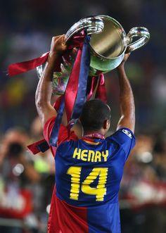 Henry soulève enfin la Ligue des Champions !
