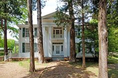 In 1930, the eventual Nobel Prize laureate William Faulkner bought his house at Rowan Oak in Oxford, Mississippi. Six years after his death in 1962, the home was declared a National Historic Landmark.
