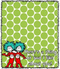 Thing One, Thing Two