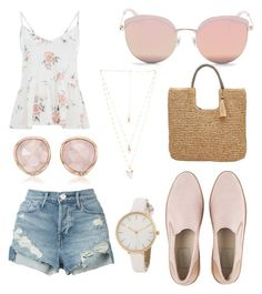 Sin título #213 by prisdestyles on Polyvore featuring polyvore, fashion, style, 3x1, UGG, John Lewis, Monica Vinader, Natalie B, Stephane + Christian and clothing