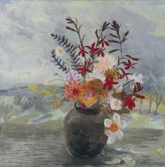 Late Summer Flowers | Winifred Nicholson