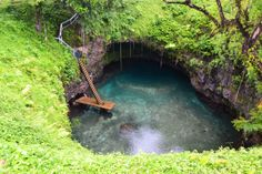 Sua Natural Swimming Hole