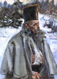 Soldier of the Great Army - Wojciech Kossak