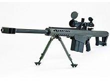 Barrett M107 .50 cal. Maybe someday i'll obtain a beauty like this.