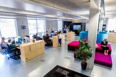 "MadeBrave, a digital creative agency that cooperates with national and international brands recently moved into a new, modern office which is located in Glasgow's Bridgeton neighborhood. ""They have moved to The Albus ... Read More"
