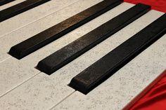 Pianoforte Grande 1 Ottava di 7symphonia su Etsy