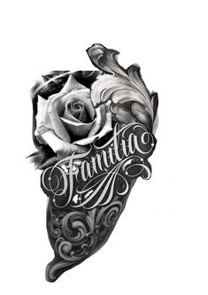 Modern Tattoos, Dope Tattoos, Arm Tattoos For Guys, Family First Tattoo, Family Tattoos, Rose Drawing Tattoo, Tattoo Drawings, Compass And Map Tattoo, Luna Tattoo
