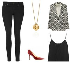 SB LONDON - Bella Ball Pendant - Chic Outfit Inspiration