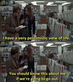 - Annie Hall 1977  Woody Allen Diane Keaton
