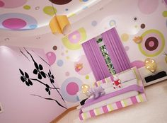 Crystal's room paint ideas