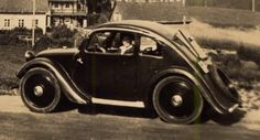 Josef Ganz`s Volkswagen. A when and where mystery? - PreWarCar