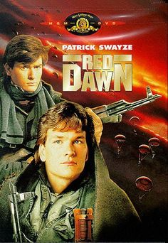 Red Dawn - Oh Patrick, you were so cool