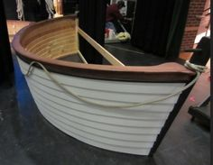 little mermaid jr props | Mark Foster's Community Rental: 2 Lifeboats for Titanic The Musical ...