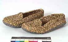 Norwegian reed shoes, traditional, Sivsko - Wikipedia