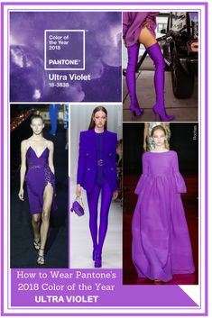 How to Wear Pantone'