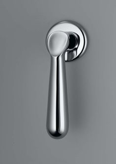 Products we like / Door Handle / Cast Bras / Soft / Thumb Area / Bold / Interiour Design / at pinterest