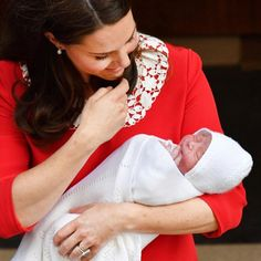 He's here! Royal Baby number 3, a little Prince, has arrived. 😍