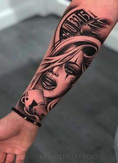 Amazing and Best Arm Tattoo Design Ideas For 2019 Part arm tattoo ideas; arm tattoo for girls; arm tattoos for girls; arm tattoos for women; arm tattoos female Source by Girl Face Tattoo, Girl Arm Tattoos, Hand Tattoos For Guys, Arm Tattoos For Women, Tattoo Girls, Body Art Tattoos, Tatoos Men, Dope Tattoos, Forarm Tattoos