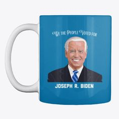 We The People Voted For Joseph R. Biden Products from Joe Biden and Kamala Harris | Teespring Kamala Harris, Joe Biden, Best Mom, We The People, St Patrick, Joseph, Mugs, T Shirt, Products