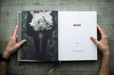 MENÜ on Behance