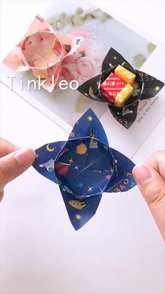 How to Make an Easy Origami Butterfly Diy Crafts Hacks, Diy Crafts For Gifts, Diy Home Crafts, Diy Arts And Crafts, Creative Crafts, Fun Crafts, Diy Projects, Creative Makeup, Instruções Origami