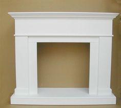 Fireplace surround idea