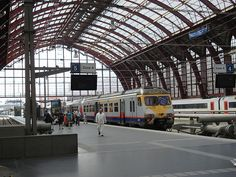 Belgian High-Speed Rail System To Get Solar Boost
