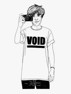 VOID drawing (2012)