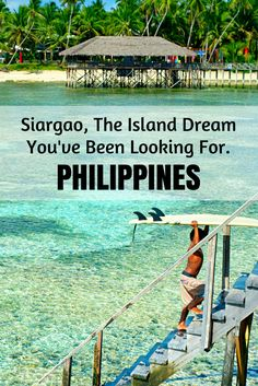 Surfing in the Philippines at Cloud 9 and enjoying the rest of Siargao Philippines Country, Voyage Philippines, Philippines Travel Guide, Visit Philippines, Philippines Beaches, Philippines Culture, Bohol, Palawan, Beautiful Places To Visit