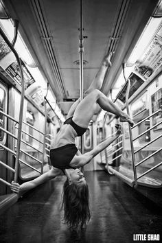 Public pole. ❤️