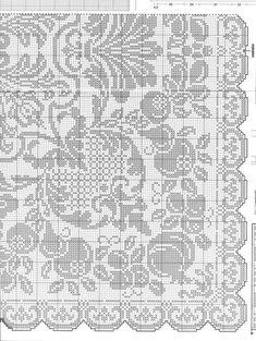 Все основы филейного вязания: как правильно вязать сетку, как сделать расчет петель, определение плотности полотна и еще много полезностей можно посмотреть вот здесь ! Добро пожаловать!