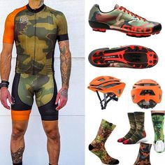 This #camo #kitfit is one for the #cyclocross or #mtb crews ... @angeles_creative #cyclingjersey #bibshorts paired with @girocycling #roadshoes @bikeonscott #cyclinghelmet + a selection of #sockdoping from @pacificandco @stancesocks @girocycling @pedalmafia ... #angelescreative #create #kom #strava #wtfkits #lasucksforcycling #outsideisfree #kitwatch #newkitday #kitfitcycling #cyclingkit #cycling #cyclingapparel #cyclingkitfit #cyclingfashion #cyclingstyle #cyclingpics #kitdoping #kitporn